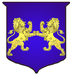 Carter English coat of arms