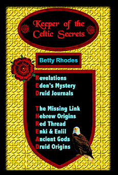 Keeper of the Celtic Secrets by Betty Rhodes