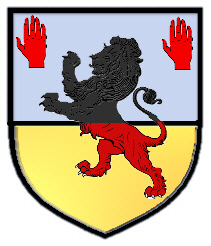 Dailey Coat of Arms - Irish