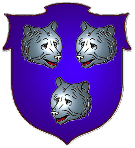 Forbes - Forbush coat of arms Scottish