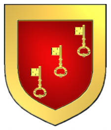Gibson coat of arms - German