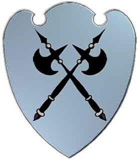 Mattison coat of arms - English