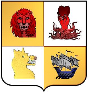 McIntosh coat of arms -  Scottish