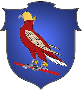 Mussey Muzzy coat of arms