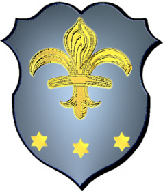 Saunders coat of arms