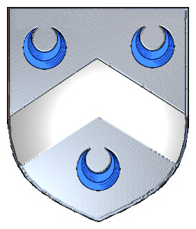 Walker coat of arms - English