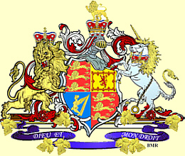 United Kingdom coat of arms