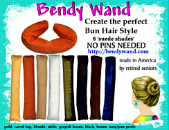 Bendy Wand Bun Maker