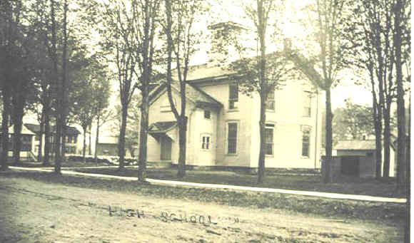 Old Wattsburg School